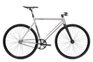 State Bicycle Co Bike Black Label v2 - Aluminium Brut