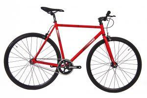 Unknown Bikes Fixed Gear Bike SC-1 - Red -0