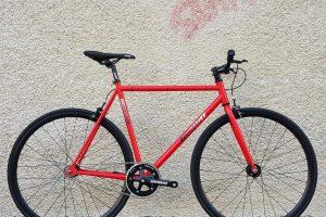 Unknown Vélo Fixie SC-1 - Rouge