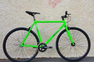 Unknown Vélo Fixie SC-1 - Vert
